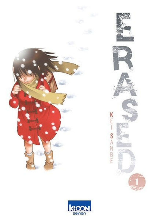 Erased Tome 01