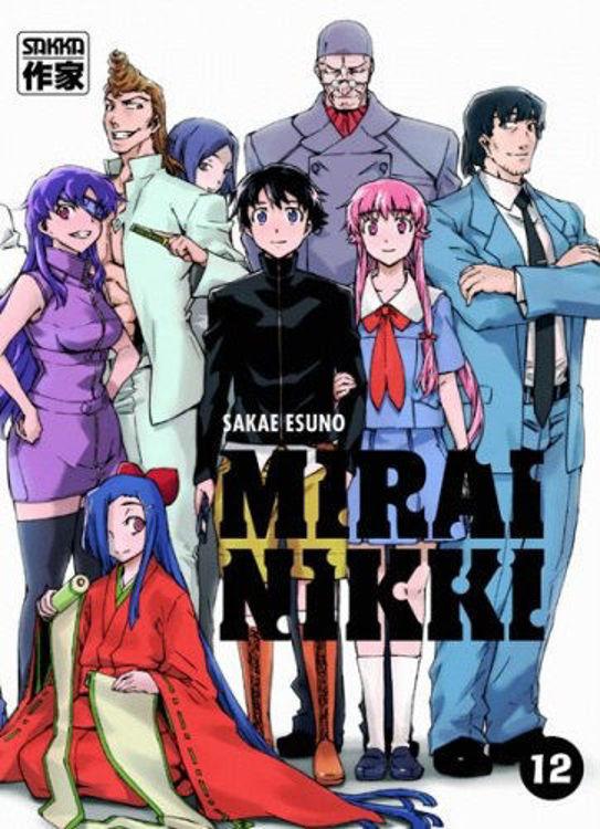 Mirai Nikki - Le Journal du Futur Tome 12
