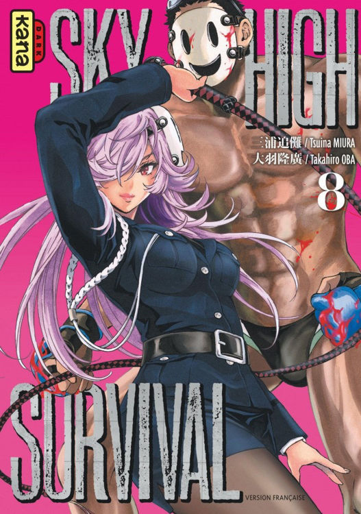 Sky-High Survival Tome 08