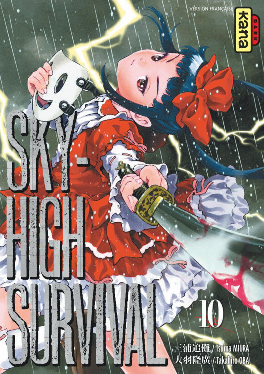 Sky-High Survival Tome 10