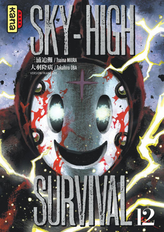 Sky-High Survival Tome 12
