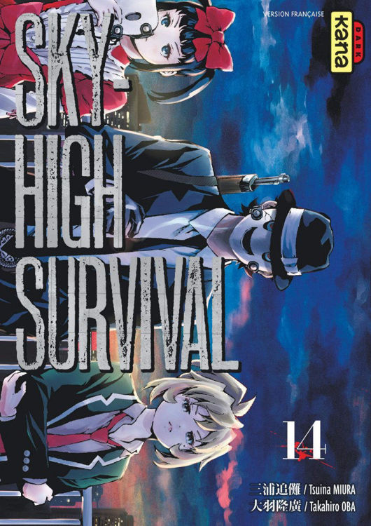 Sky-High Survival Tome 14