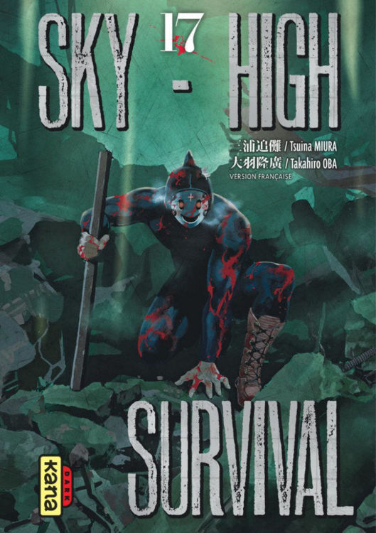 Sky-High Survival Tome 17