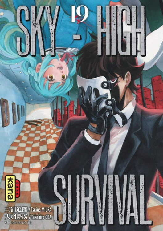 Sky-High Survival Tome 19