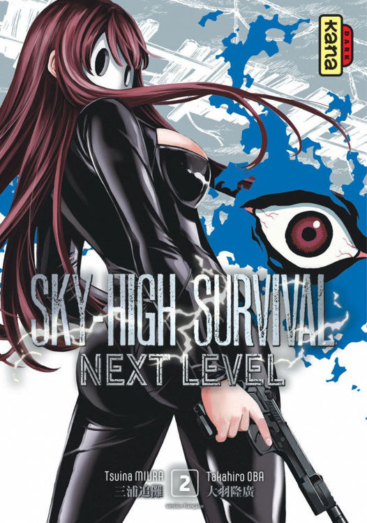 Sky-High Survival - Next Level Tome 02