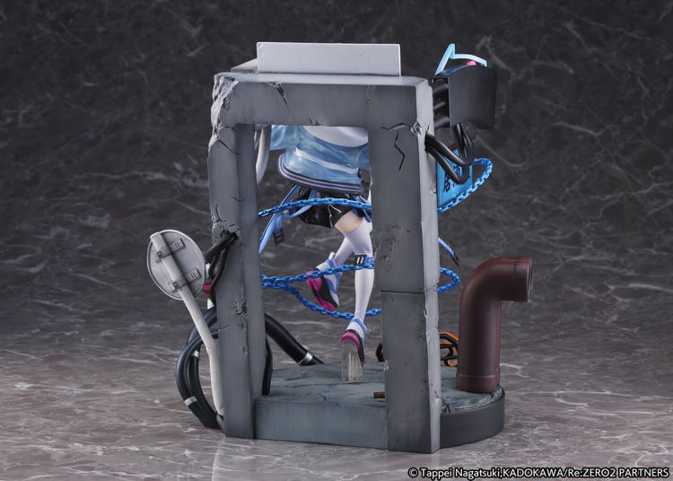 Re:ZERO -Starting Life in Another World - Figurine Rem: Neon City Ver.