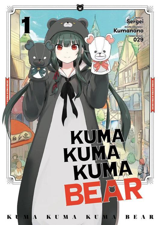 Kuma Kuma Kuma Bear Tome 01
