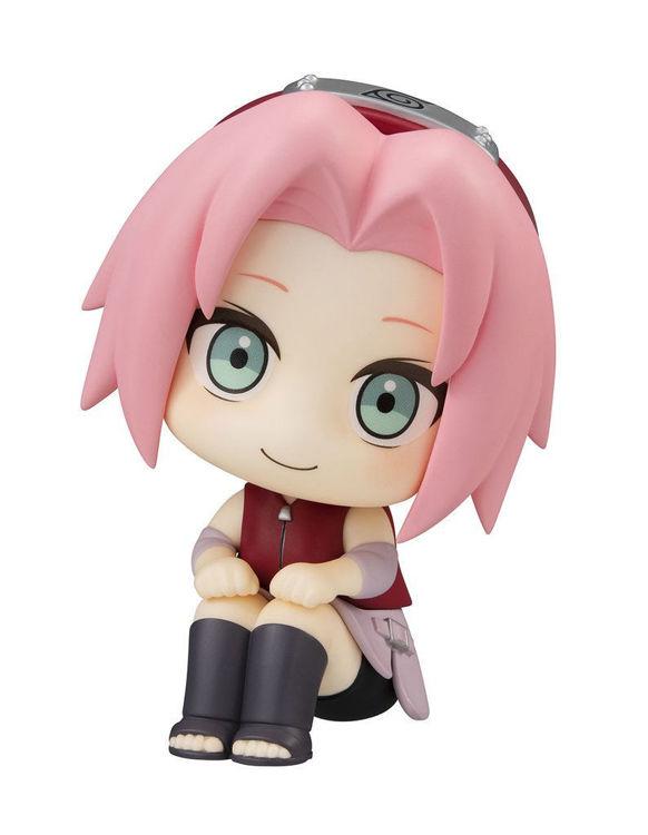 Fiche - Figurine LOOK UP Haruno Sakura