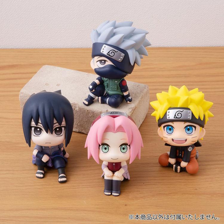 Fiche - Figurine LOOK UP Haruno Sakura & Hyuga Hinata