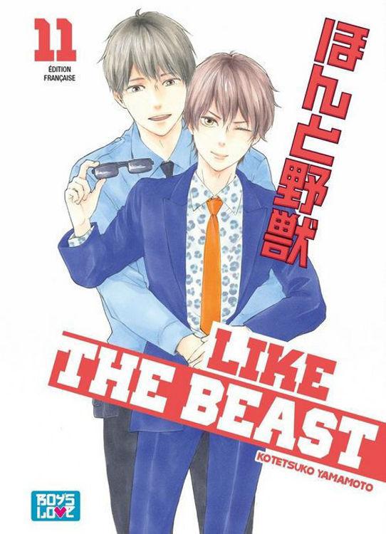 Like The Beast Tome 11