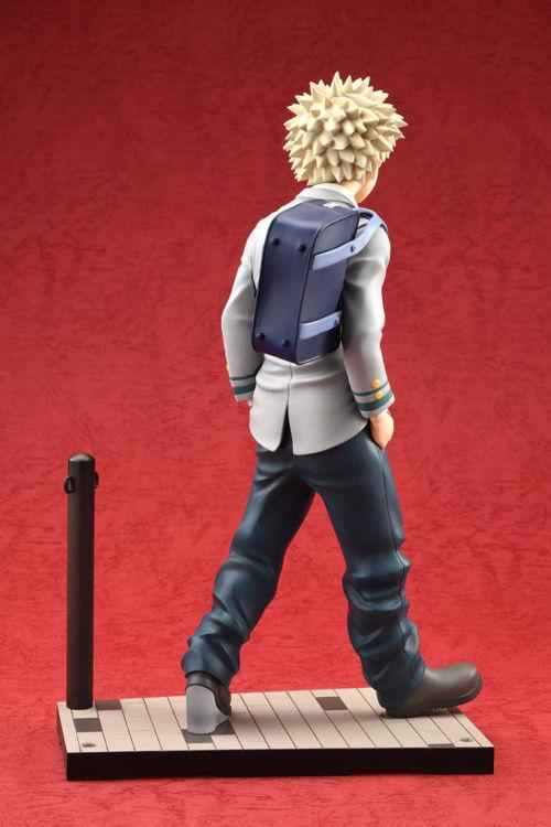 My Hero Academia - Figurine Bakugo Katsuki : School Uniform Ver.