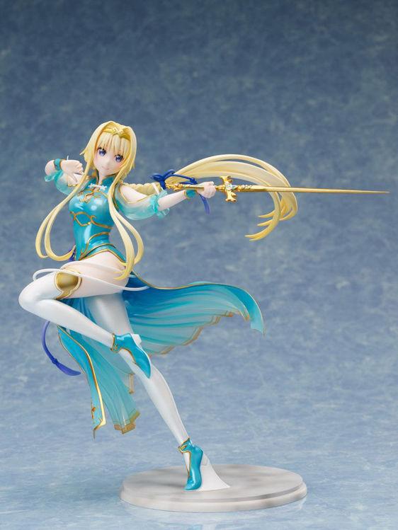Sword Art Online Alicization War of Underworld - Figurine Alice : China Dress Ver.