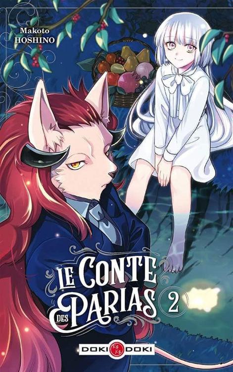 Le Conte des Parias Tome 02