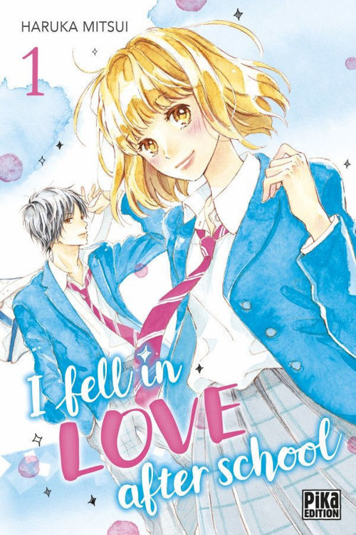 I Fell in Love After School Tome 01