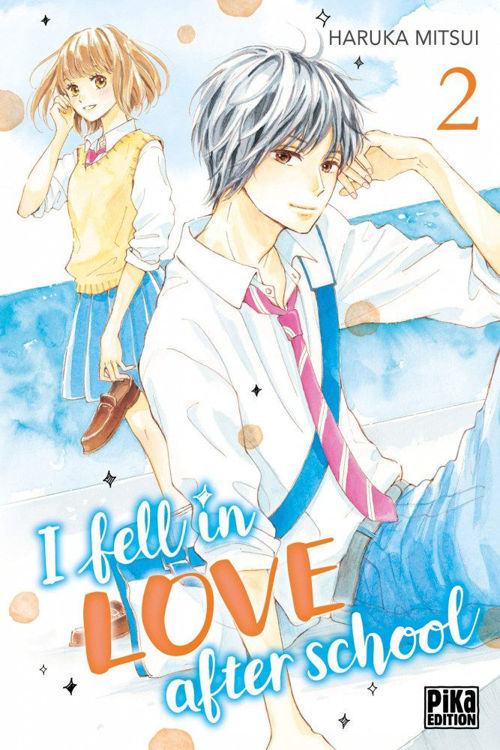 I Fell in Love After School Tome 02