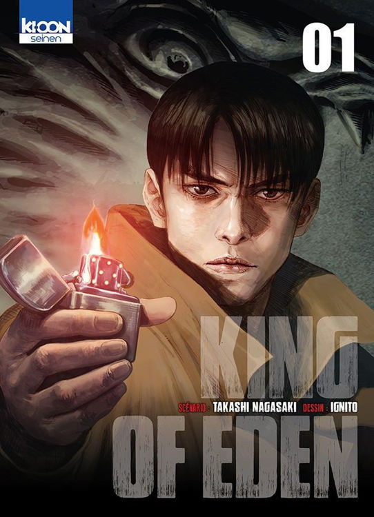 King of Eden Tome 01