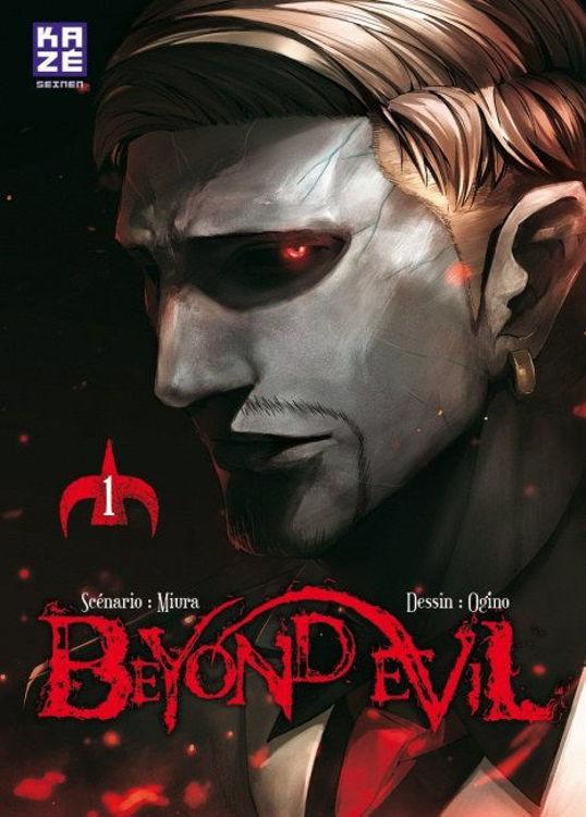 Beyond Evil Tome 01