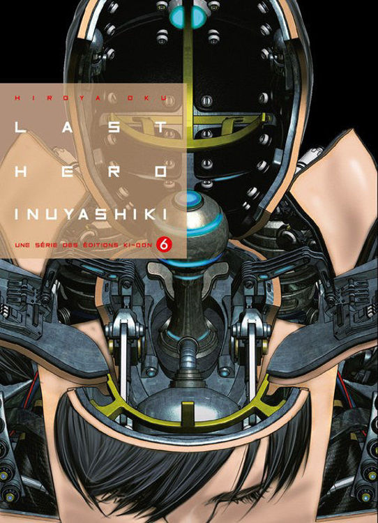 Last Hero Inuyashiki Tome 06