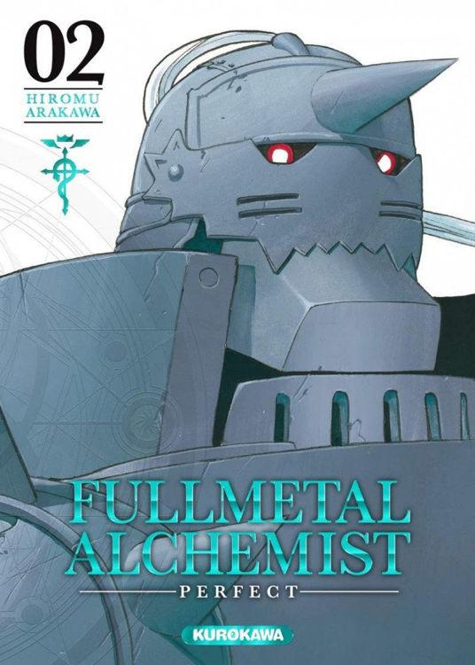 Fullmetal Alchemist - Perfect Edition Tome 02