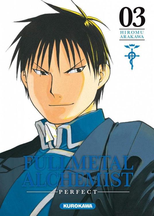 Fullmetal Alchemist - Perfect Edition Tome 03