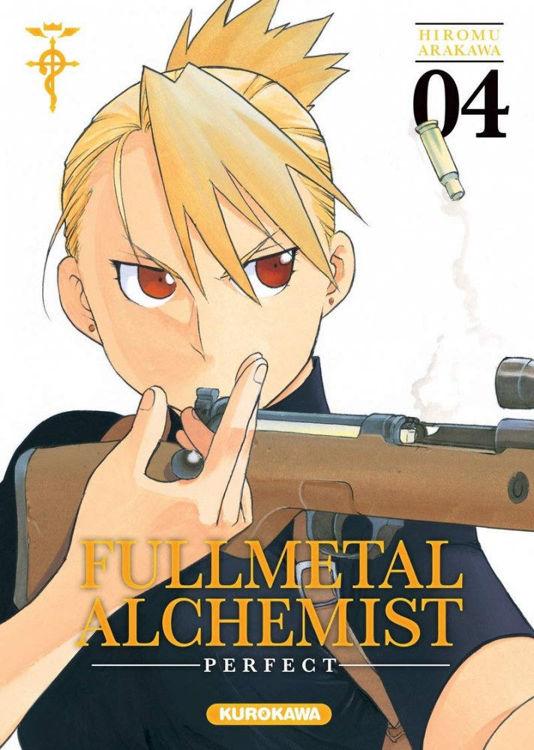 Fullmetal Alchemist - Perfect Edition Tome 04
