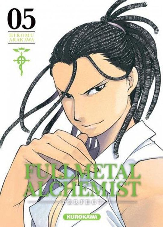 Fullmetal Alchemist - Perfect Edition Tome 05