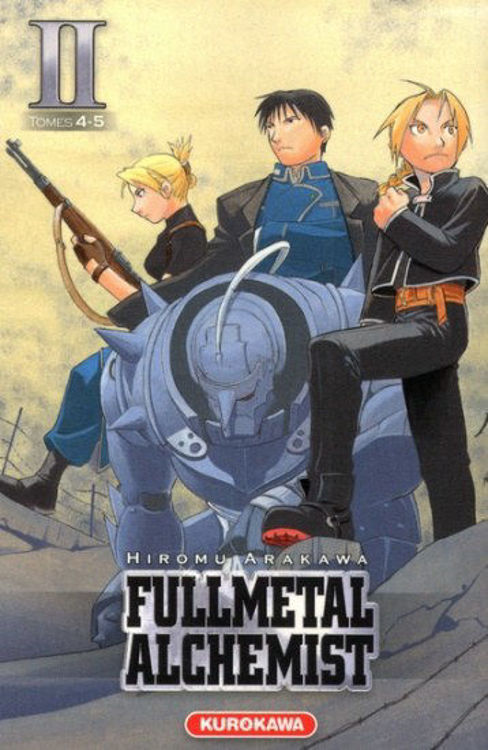Fullmetal Alchemist - Edition Double Tome 02
