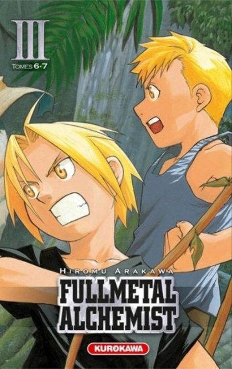 Fullmetal Alchemist - Edition Double Tome 03