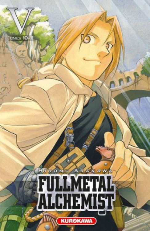 Fullmetal Alchemist - Edition Double Tome 05