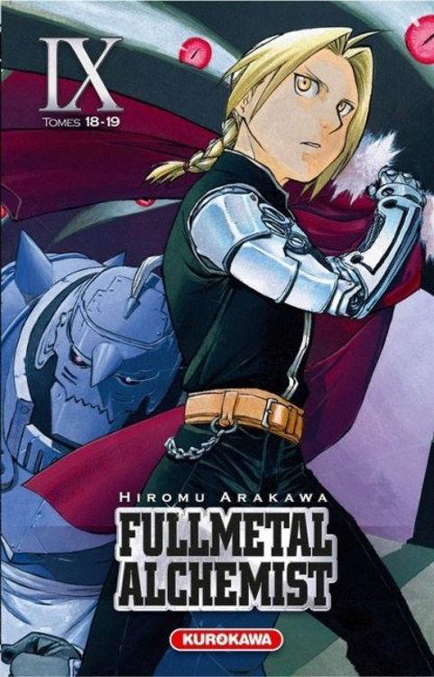 Fullmetal Alchemist - Edition Double Tome 09