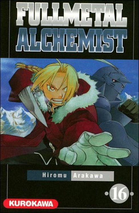 Fullmetal Alchemist Tome 16