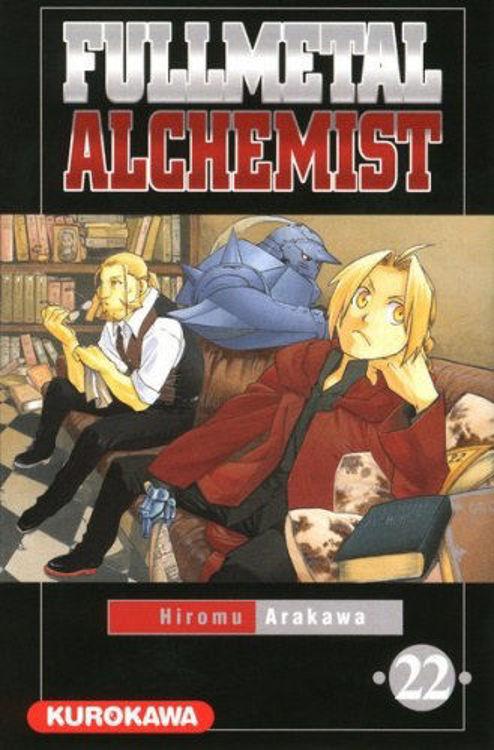 Fullmetal Alchemist Tome 22