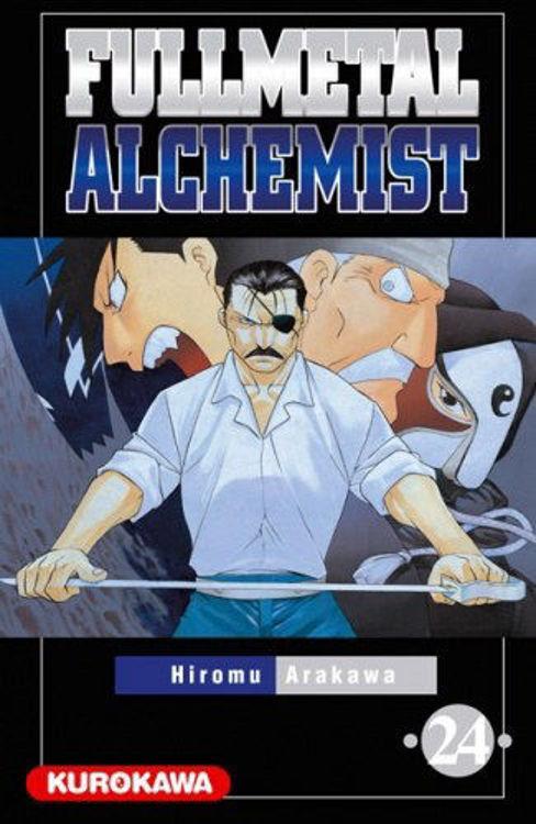 Fullmetal Alchemist Tome 24