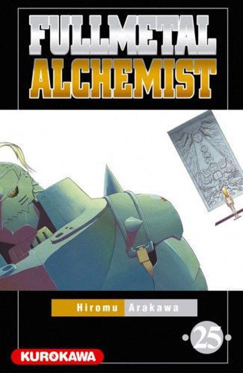 Fullmetal Alchemist Tome 25