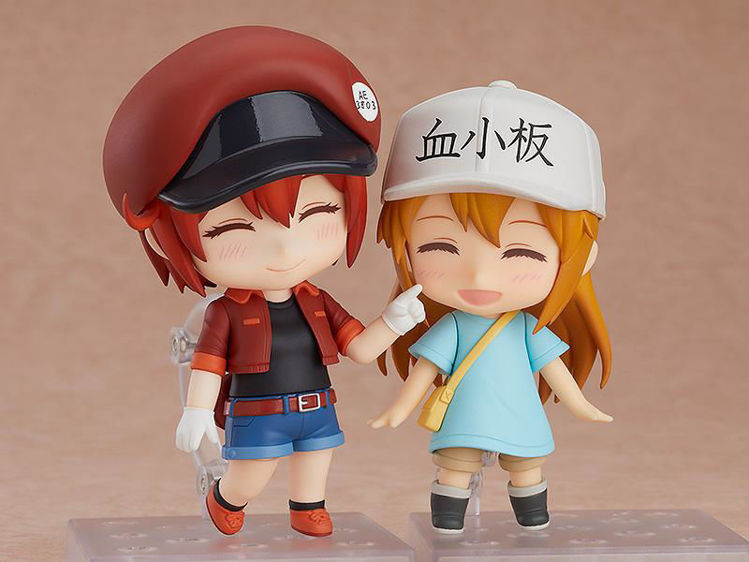 Cells at Work! - 1214 Nendoroid Blood Cell