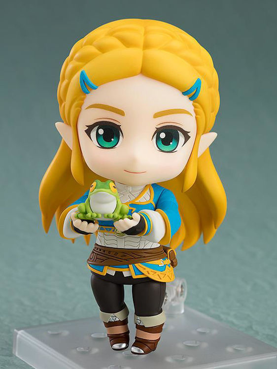 The Legend of Zelda : Breath of the Wild - 1212 Nendoroid Zelda : Breath of the Wild Ver.