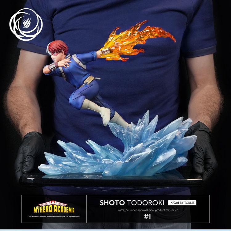 My Hero Academia - Figurine Shoto Todoroki