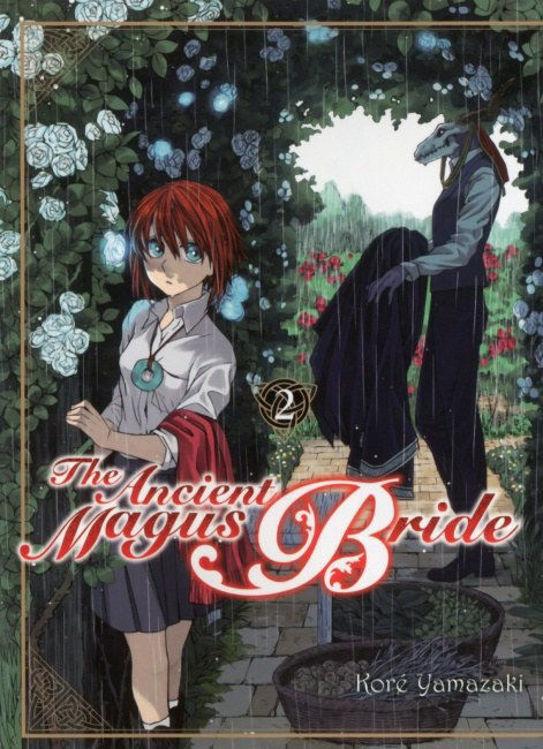 The Ancient Magius Bride Tome 02