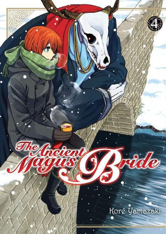 The Ancient Magius Bride Tome 04