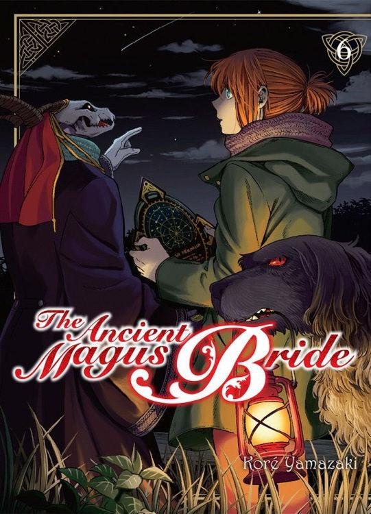 The Ancient Magius Bride Tome 06