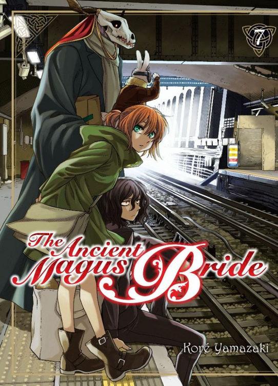 The Ancient Magius Bride Tome 07