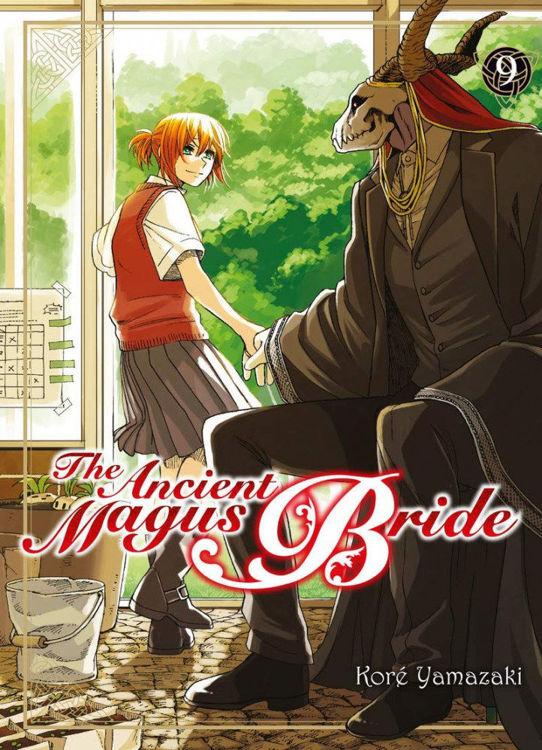 The Ancient Magius Bride Tome 09