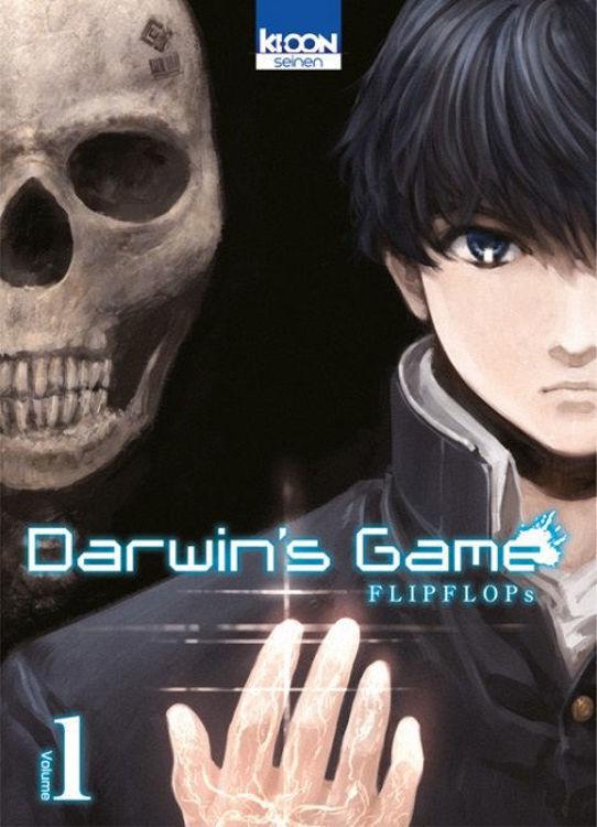 Darwin's Game Tome 01