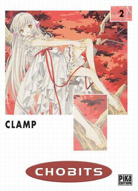 Chobits Tome 02