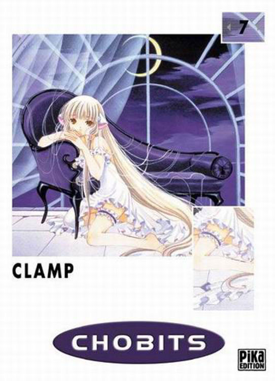 Chobits Tome 07