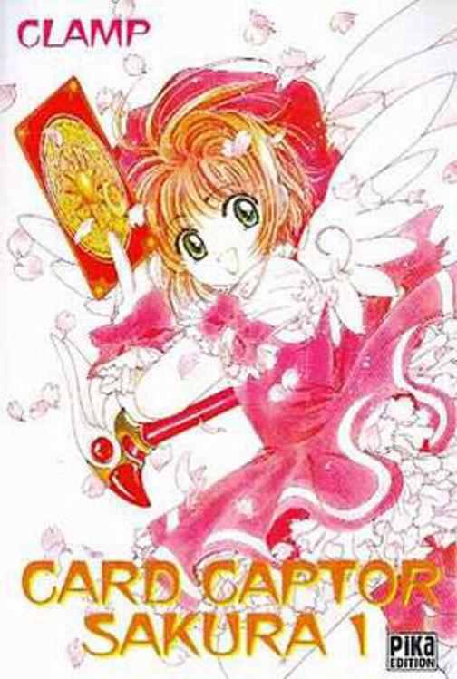 Card Captor Sakura tome 01