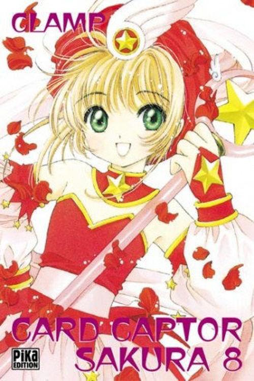 Card Captor Sakura Tome 08