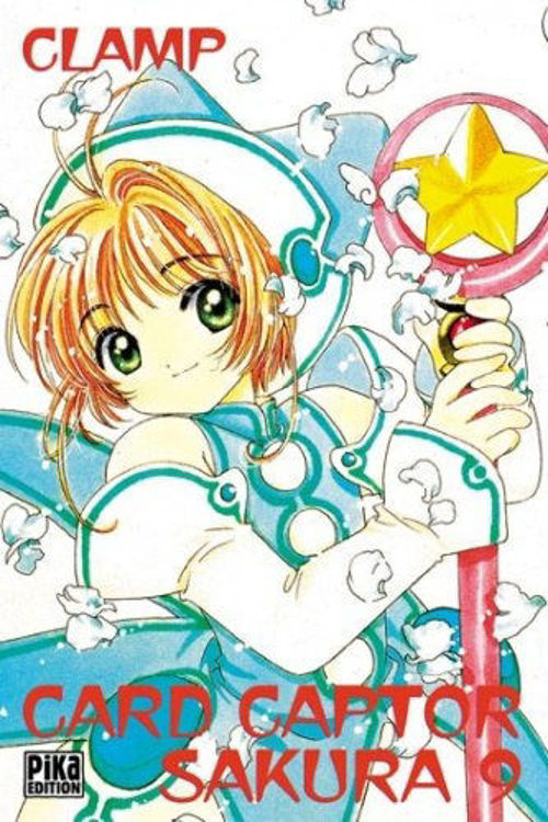 Card Captor Sakura Tome 09