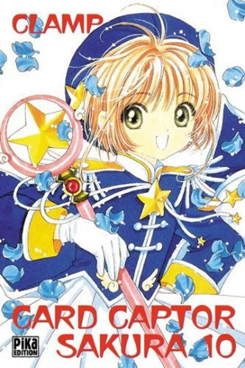 Card Captor Sakura Tome 10