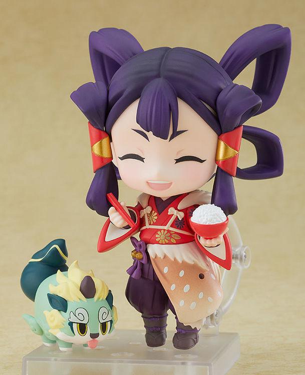 Sakuna : Of Rice and Ruin - 1674 Nendoroid Princess Sakuna